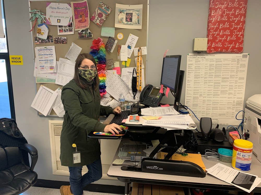 RCS Nursing Series – Meet RCS Middle School Nurse Ms. Waddingham