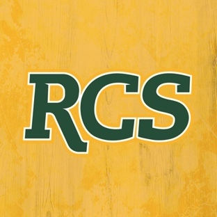 RCS Central School District logo.